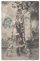 PHOTOTYPIE PIERRE COLTMAN PARIS / CACHET DE LA POSTE 1906 - Illustrateurs & Photographes