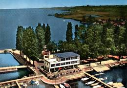 CPM - ESTAVAYER-LE LAC - Vue Du Site ... Hôtel - Vue Prise D'avion - FR Fribourg