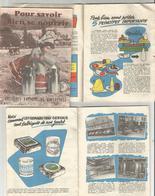 CH. GERVAIS : POUR SAVOIR BIEN SE NOURRIR - Publicités