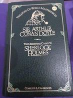 The Celebrated Cases Of Sherlock Holmes, Sir Arthur Conan Doyle (cai104) - Livres, BD, Revues