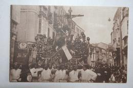 Espagne - Malaga - Semana Santa . Santisimo Cristo De La Sangre - Malaga