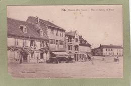 NEXON  PLACE CHAMP DE FOIRE ( Lire Détails ) - Autres Communes