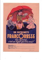 PROTEGE-CAHIER ENTREMETS FRANCORUSSE - Book Covers