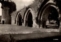 87 SAINT-LEONARD-DE-NOBLAT  RUINES DE L'ABBAYE DE L'ARTIGE - Saint Leonard De Noblat