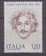 Italy 1979 Albert Einstein 1v ** Mnh (42487A) - 1946-.. Republiek