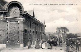 TOURCOING - Ferme De La Bourgogne ( Une Visite De Douane )écrite - Tourcoing