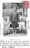 HAUT LAOS -  1905 -   UN NOTABLE - Laos
