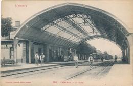 CPA - France - (09) Ariège - Pamiers - La Gare - Pamiers