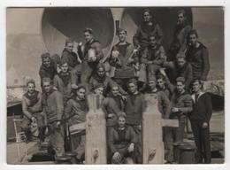 Photo Originale Marine Bateau Marins - Bateaux