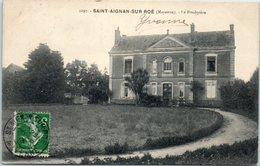 53 - SAINT AIGNAN Sur RÖE -- Le Presbytère - Saint Aignan Sur Roe