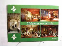 Le Lude - Le Chateau - Vues Diverses - France