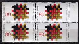 Germany -  1983 The Fundamental Ideas Of Democracy.4 X Stamps. MNH - [7] République Fédérale