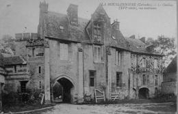 La Houblonnière : Le Chateau, Vue Intérieure - Autres Communes