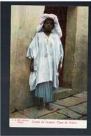 MEXICO Estado De Oaxaca Tipos De Indios Ca 1905 OLD POSTCARD - Mexique