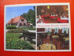 MARIBOR.Restavracija Pri Treh Ribnikih - Croatie