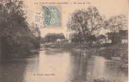 77 - LA FERTE SOUS JOUARRE - Un Bras De L' Ile - La Ferte Sous Jouarre