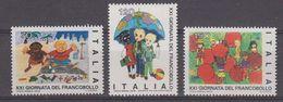 Italy 1979 Stamp Day / Giornata Del Francobolli 3v ** Mnh (42488) - 6. 1946-.. Republik
