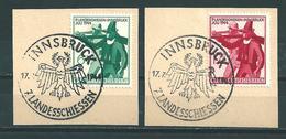 MiNr. 897-898 Briefstücke (b23) - Deutschland