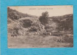 Ain-Leuh. - La Cascade Et La Grotte. - Les Cavaliers. - France