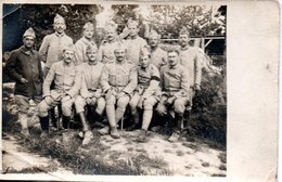 CARTE PHOTO ( à Localiser )  état Major De La 5eme Compagnie - Tourcoing