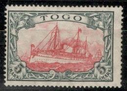 TOGO.1909.COLONIE ALLEMANDE.MICHEL N°23 I A ***.NEUF.19D64 - Colonie: Togo