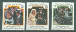 South Georgia: 1986   Royal Wedding     MNH - South Georgia