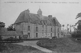 Esquay : Le Chateau, Façade Ouest - Frankreich