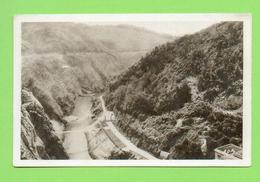 CPSM PM FRANCE 12  ~  LAC De SARRANS  ~  7  Le Ravin En Aval Du Barrage  ( Apa-Poux ) - Frankreich