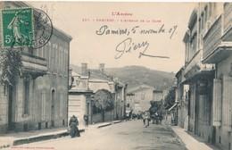 CPA - France - (09) Ariège - Pamiers - L'avenue De La Gare - Pamiers