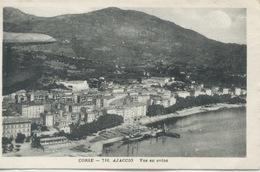 -2A-CORSE-  AJACCIO - Vue   En  Avion - Ajaccio