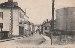 77 - LA FERTE SOUS JOUARRE - La Rue Du Limon - La Ferte Sous Jouarre