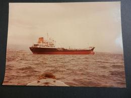 6c) NAVE SERENISSIMA BELLA FOTO 23 X 17 Cm CANTIERE ALTO ADRIATICO AL RETRO OTTIME CONDIZIONI  VEDI FOTO - Barche