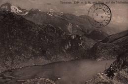 CPA - TOMASEE - Vue Du Site - Lac .... - GR Grisons