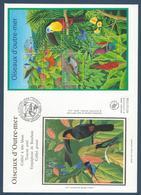 France FDC - Premier Jour - YT Bloc N° 56 - Grand Format - Oiseaux D'outre Mer - 2003 - FDC