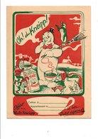 PROTEGE-CAHIER MALT KNEIPP - LUTINS - Book Covers