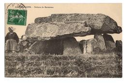 56 MORBIHAN - LOCMARIAQUER Dolmen De Kerveresse - Locmariaquer