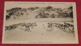 85 - Colonie De Ker Nétra - Les Sables D'Olonne - Fondation Philippe Marcombes - Sur La Plage :: Animation --------- 497 - Sables D'Olonne