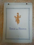 """PAPETERIE (ancien) TOILE DE FRANCE - PAPIER A LETTRES Poste-lettre Allégorie Dorée """"Révolutionnaire"""" Licteur, Phrygien.. - Autres Collections"""