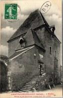 45 CHATILLON COLIGNY - Maison Dite De L'enfer, Maison Des Calvinistes. - Chatillon Coligny