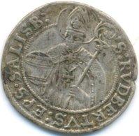AUSTRIA , SALZBURG , 3 KREUZER 1681 - Austria