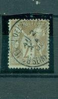 Frankreich. Allegorie, Nr. 85 Gestempelt - 1876-1898 Sage (Type II)