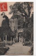 CPA.41.Montrichard.1907.La Porte Aux Rois.animé Personnages - Montrichard