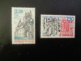 FRANCE  1987    N° 2479-2495   NEUF**    20% - Francia