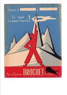 PROTEGE-CAHIER PAIN D'EPICES BROCHET - Copertine Di Libri