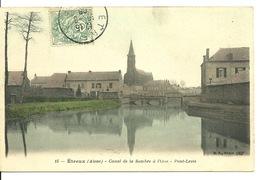02 - ETREUX / CANAL DE LA SAMBRE A L'OISE - PONT LEVIS - Francia