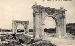 SAINT-CHAMAS - Pont Flavien (Voie Romaine) - Francia
