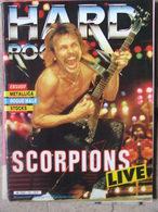 Revue Hard Rock N°10 (juin 1985) Scorpions - Metallica - Rogue Mae - Stocks - Musica