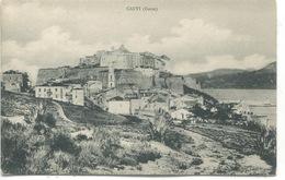 -2B-CORSE- CALVI -  Collection J.Moretti,Corte    Carte Pionniere - Calvi
