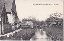 27. BONNEVILLE-LA-LOUVET. La Rivière - France