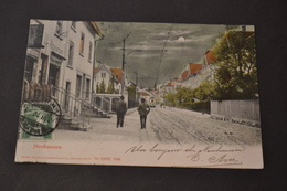 Carte Postale 1910  Suisse Neuhausen Tramway - Suisse